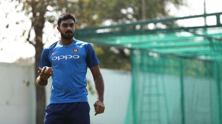 'I can't think about what other players are doing': Vijay Shankar opens up on comparisons with Hardi