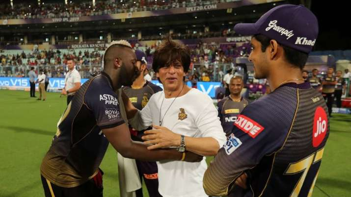 Shah Rukh Khan came across as very passionate about KKR, says David Gower