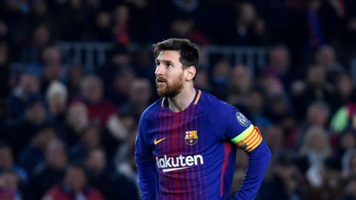 Considered leaving Barcelona in 2017, says Lionel Messi