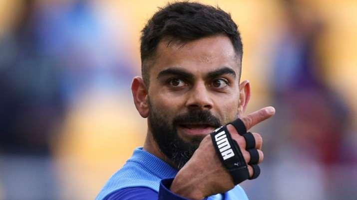 Indian captain Virat Kohli hilariously trolled Harbhajan