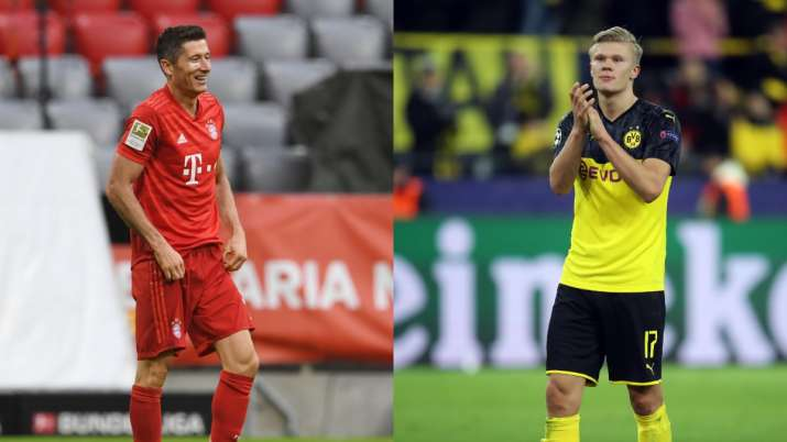 Bundesliga Live Streaming Borussia Dortmund Vs Bayern Munich Live Football Match Online On Disney Hotstar Star Sports Football News India Tv