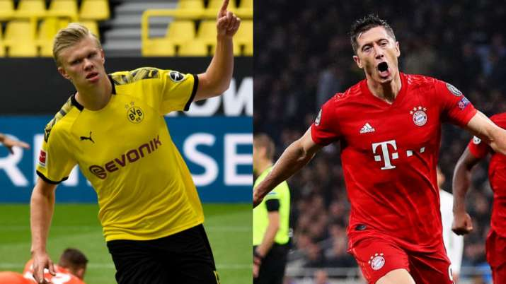 Dortmund Vs Bayern Bundesliga S Box Office Fixture Is Here What S At Stake And What S In It For You Football News India Tv