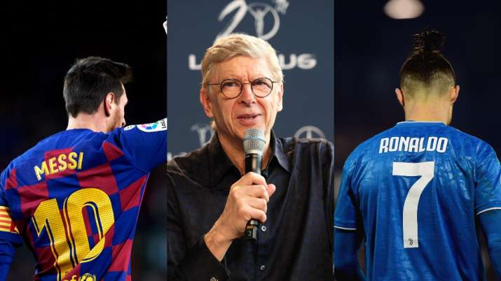 You are always tempted little bit more by a player like him: Wenger on Messi vs Ronaldo debate