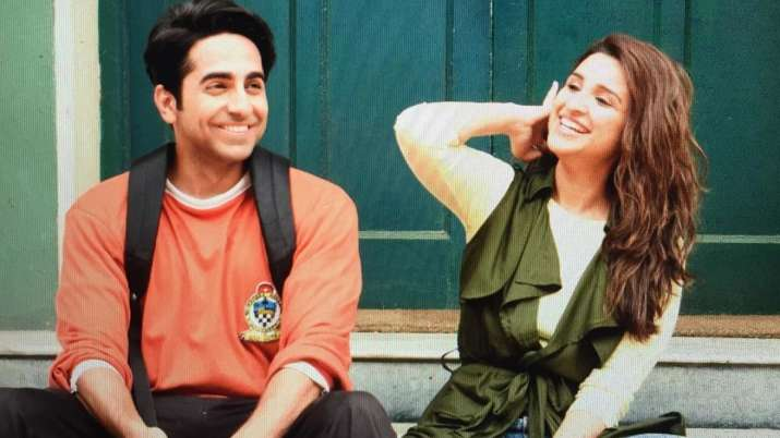 3 Years of Meri Pyaari Bindu: Ayushmann Khurrana, Parineeti Chopra become nostalgic