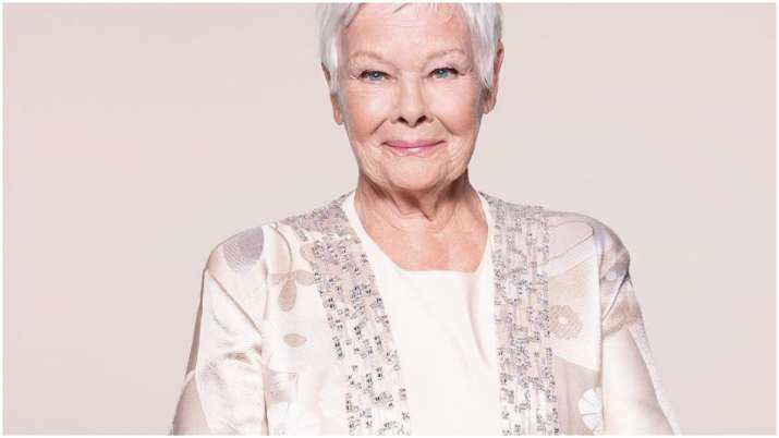 Judi Dench becomes oldest personality to grace British Vogue cover