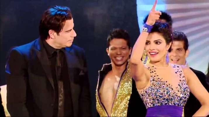 Priyanka Chopra's energetic dance moves with John Travolta on Tune Maari Entriyan in throwback video