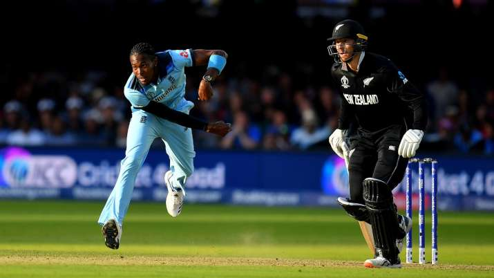 Never imagined I'd bowl the last over of the World Cup final: Jofra Archer
