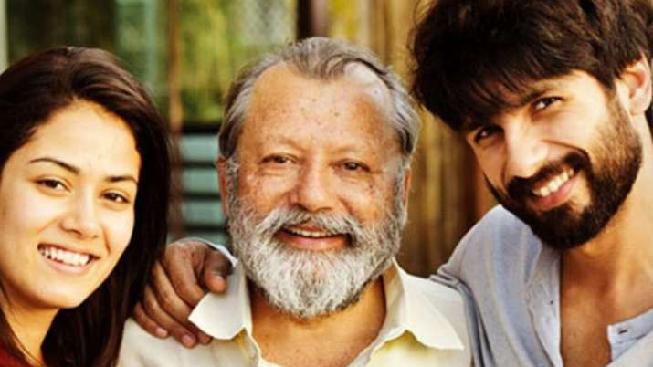 Shahid Kapoor is 'nervous' about working with dad Pankaj Kapur in Jersey