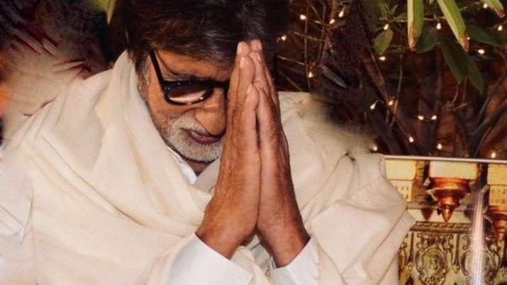 Amitabh Bachchan mourns late football legends PK and Chuni