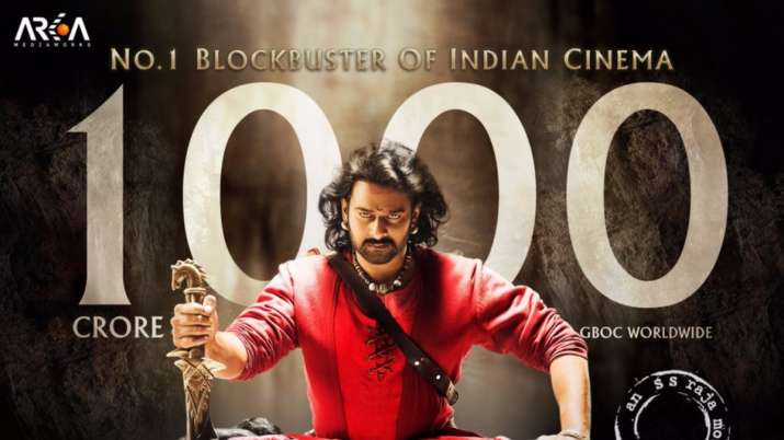 Baahubali 2 becomes 1st ever Indian film to cross 1000 crore, watch success video