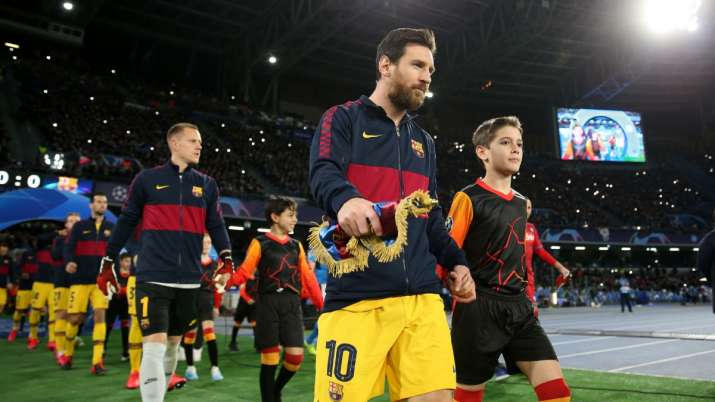 Never doubted squad but Barcelona will not win Champions League playing like we were: Lionel Messi
