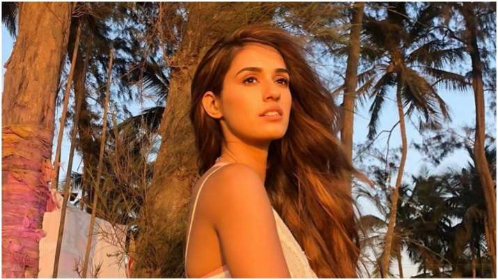 Disha Patani's throwback picture from beach takes the internet by storm