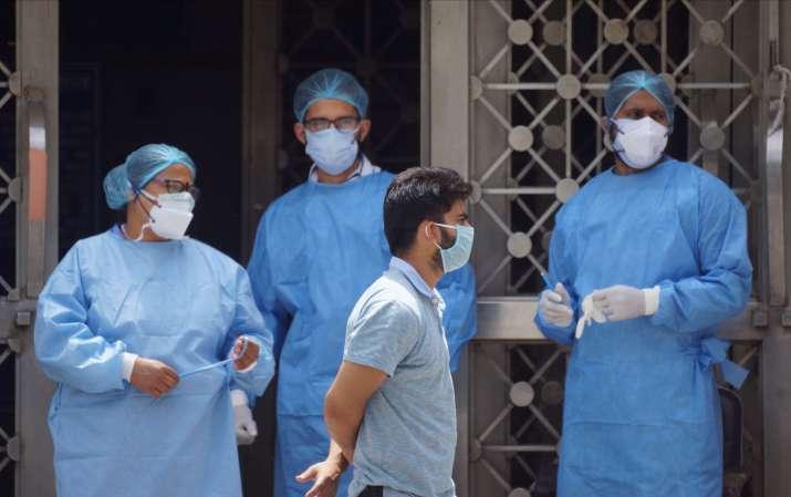 87 COVID-19 patients in Nainital travelled in Mumbai-Haridwar 'Shramik Special' (Representational im