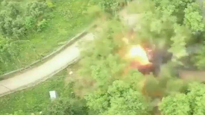 JK, Pulwama, terror attack, IED explosion, Santro car, Army