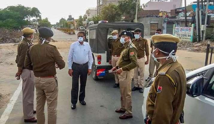 Rajasthan SHO suicide