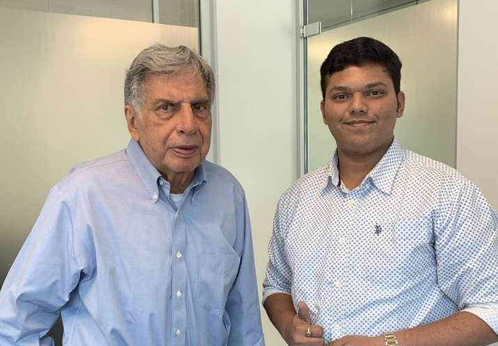 18-yr-old Mumbai boy's start-up has ₹6 crore annual revenue and Ratan Tata as investor