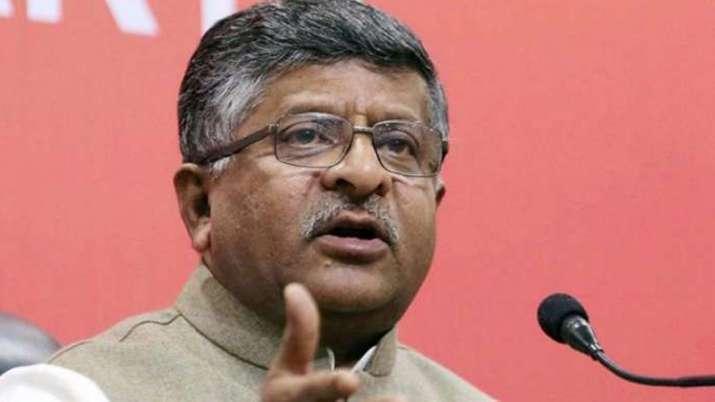 प्रवासियों के मुद्दे पर ड्रामेबाज़ी कर रही कांग्रेस ने रविशंकर प्रसाद मोदी सरकार को दिया 2.0 लॉकडाउन
