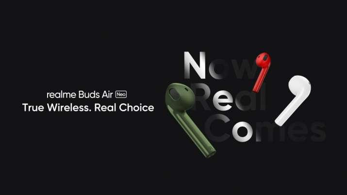 realme, realme buds, realme buds air, realme buds air neo, realme buds air neo price, realme buds ai