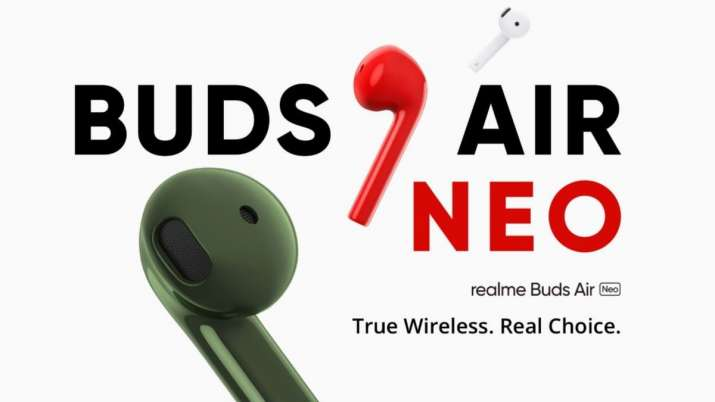 realme, realme buds air neo, realme buds air neo launch in india, realme buds air neo availability i