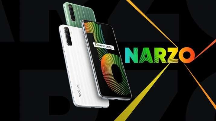 realme, realme narzo, realme narzo series, realme narzo 10, realme narzo 10 launch in india, realme