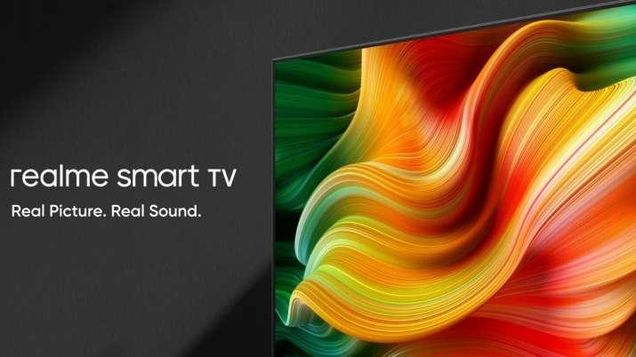 realme, realme tv, realme smart tv, realme tv launch in india on may 25, realme tv india launch on m