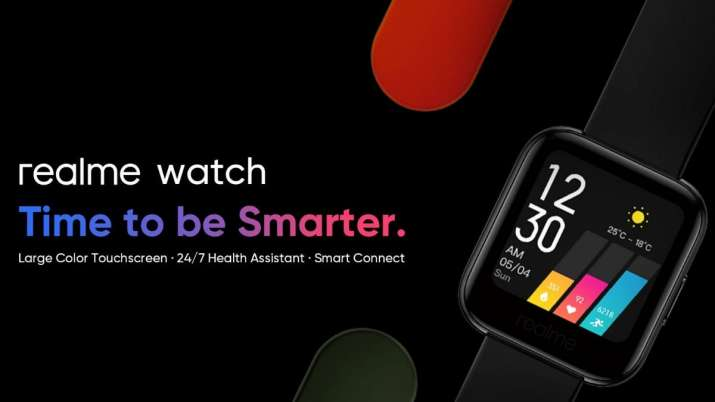 Realme Watch features revealed ahead of May 25 launch: Know ...