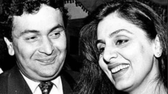 Riddhima Kapoor's throwback photo features Rishi Kapoor lovingly looking at wife Neetu