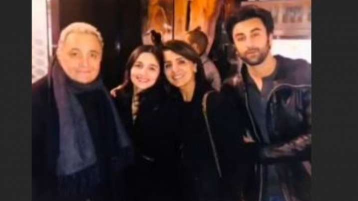 Ridhhima shares memories of father Rishi Kapoor's New York outing with Neetu Kapoor, Ranbir and Alia