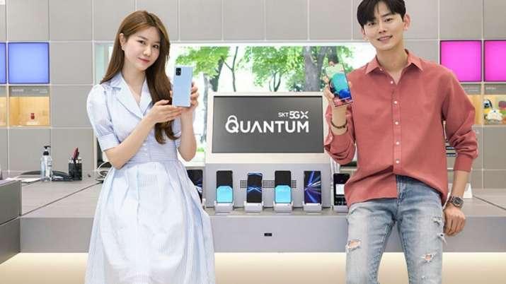 samsung, samsung smartphones, samsung galaxy a quantum, samsung galaxy a quantum launch, samsung gal