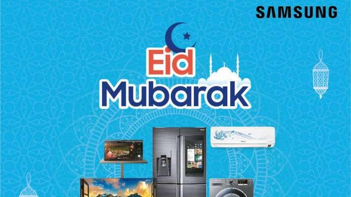 samsung, eid offers, samsung tv, samsung galaxy s20, samsung india, latest tech news