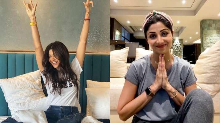 Shilpa Shetty clocks 16 million followers on Instagram, shares video on turning 'sweet 16' again thumbnail