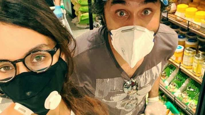 Shraddha Kapoor shares experience of going on 'groceries adventure' with brother Siddhanth amid lock