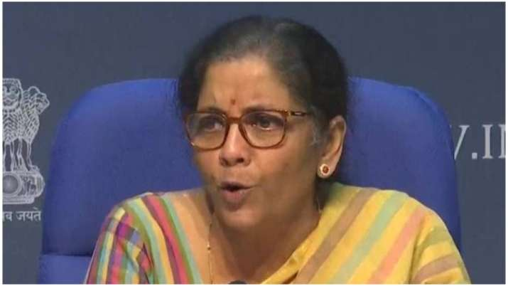 One Nation One Ration Card to cover all by March 2021, says Nirmala Sitharaman