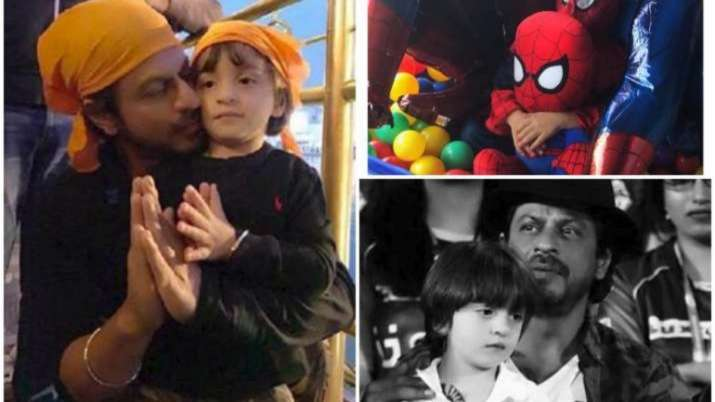 Happy Birthday AbRam: 7 photos of Shah Rukh Khan's little prince that are too cute for words
