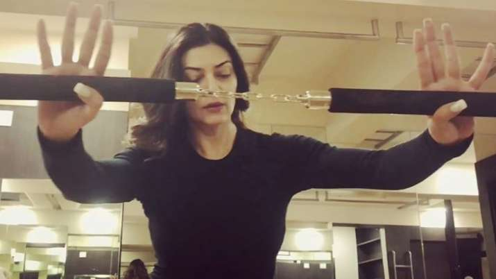 Sushmita Sen talks about her struggles with Addison's disease, reveals how Nunchaku meditation helpe
