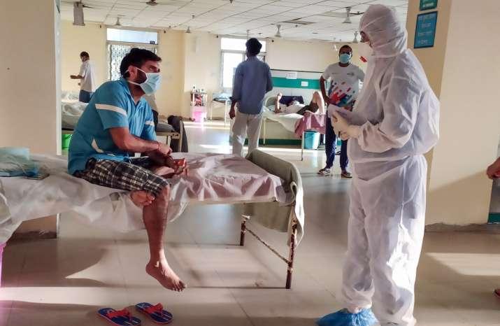 Tamil Nadu has done 3.37 lakh coronavirus tests