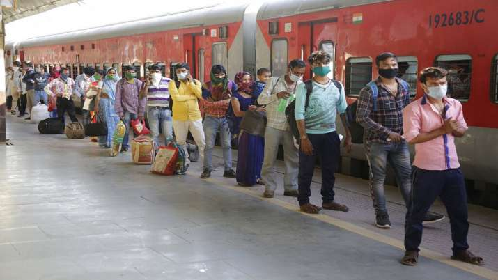 Irctc Alert Passengers Disallowed Train Travel Due To Covid 19 Symptoms To Get Full Refund Business News India Tv