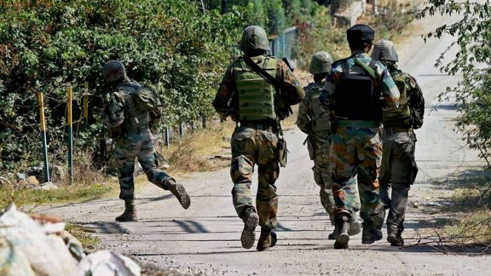 Encounter breaks out between security forces and militants in Kulgam (Representational image)