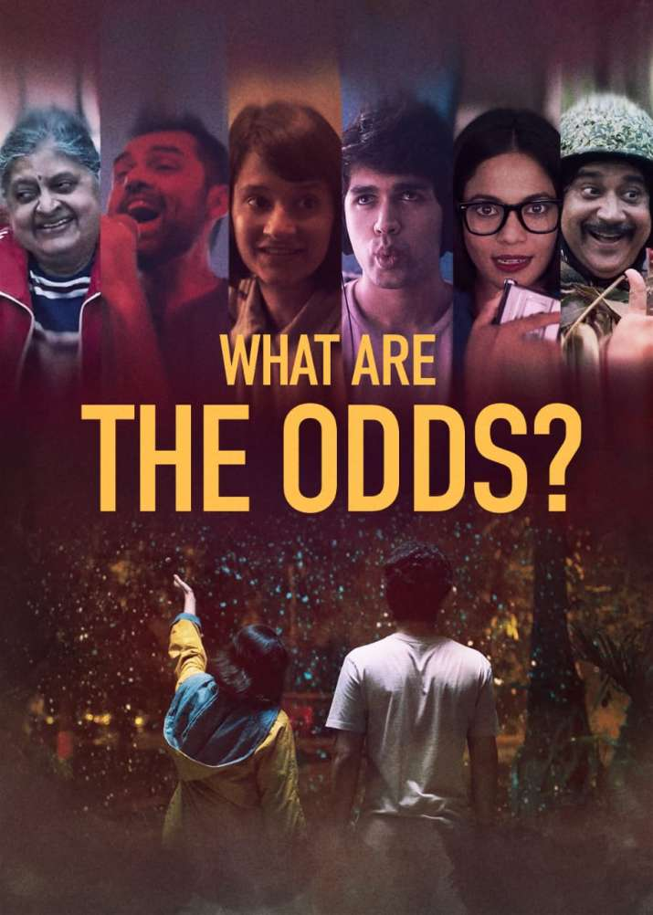 India Tv - What Are The Odds? poster