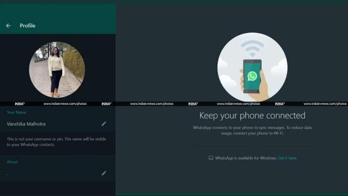 India Tv - whatsapp, whatsapp web, whatsapp dark mode, whatsapp web dark mode, how to get dark mode on whatsapp