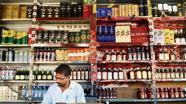 Liquor Shops To Open In All Zones Including Standalone Stores In Red Zones India News India Tv