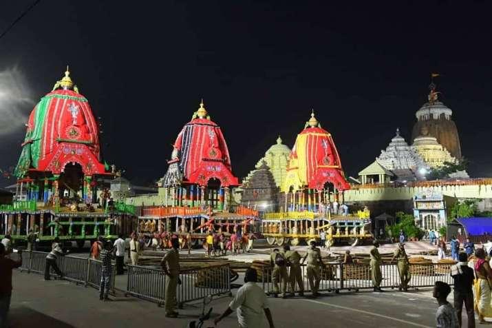 Gujarat seeks lifting of HC stay on Jagannath yatra in Ahmedabad
