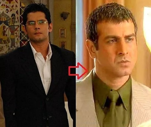 India Tv - Mihir, you are transformed (into a whole new man)!