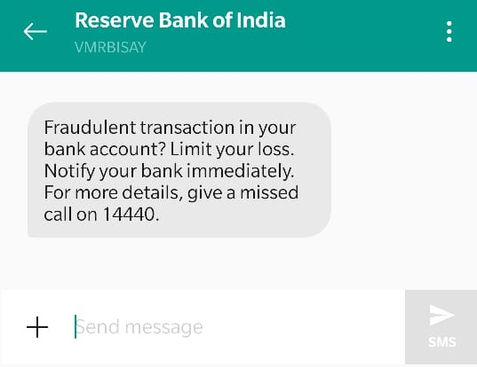 Rbi Warns Of Increasing Payment Fraud Transaction In Your Bank Account Rbi Says Do This Immediately To Limit Loss Business News India Tv