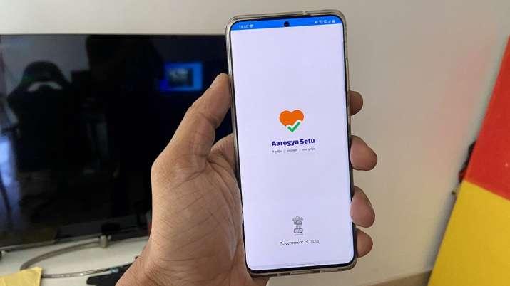 Aarogya Setu app, coronavirus