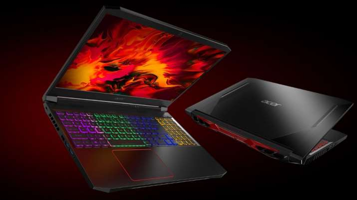 Acer Nitro 5 With Intel 10th Gen Cpus Launched In India Price Specifications Technology News India Tv