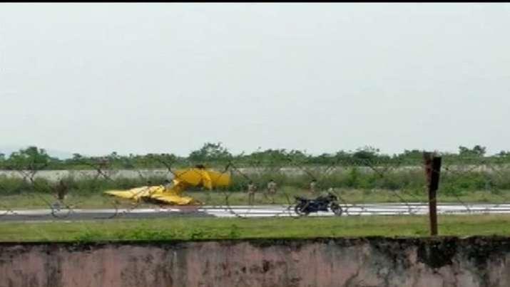 Trainer aircraft crashes in Odisha's Dhenkanal, 2 killed