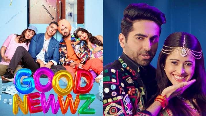 Akshay Kumar's 'Good Newwz,' Ayushmann Khurrana's 'Dream Girl' to re-release in Dubai as theatres r