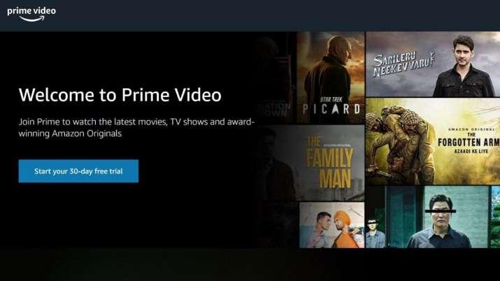amazon, amazon prime video, amazon prime video new feature, amazon prime video new watch party tool,
