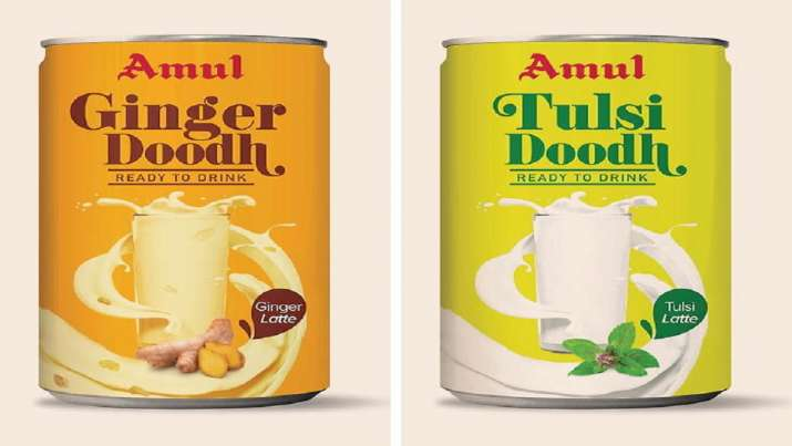 Amul launches 'Tulsi' and 'Ginger' milk to boost immunity amid COVID-19, after Haldi Milk